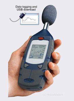 sound level meter specifications