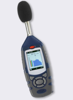 cel620B octave band sound level meter