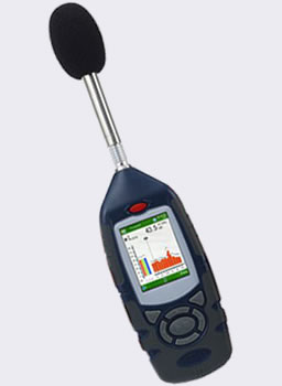 rental of cel633c1 environmental sound level meter